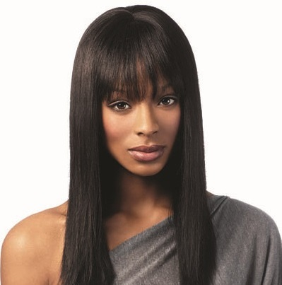 Sleek Human Hair Superb  Wig